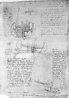 Drawings of blood vessels, by Leonardo da Vinci