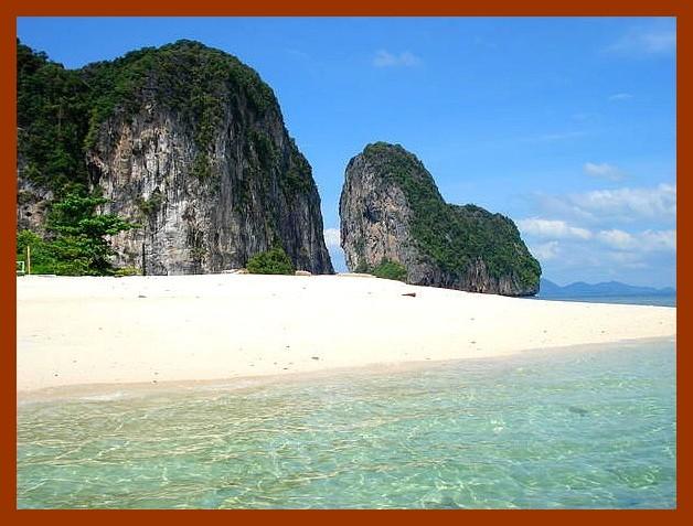 Trang, Thailande