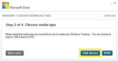 Cara Membuat Bootable Flashdisk Windows 10 Untuk Instal Ulang dengan langkah Microsoft