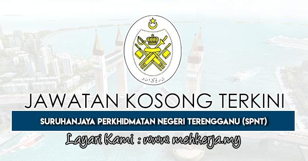 Jawatan Kosong Terkini di Suruhanjaya Perkhidmatan Negeri Terengganu (SPNT)