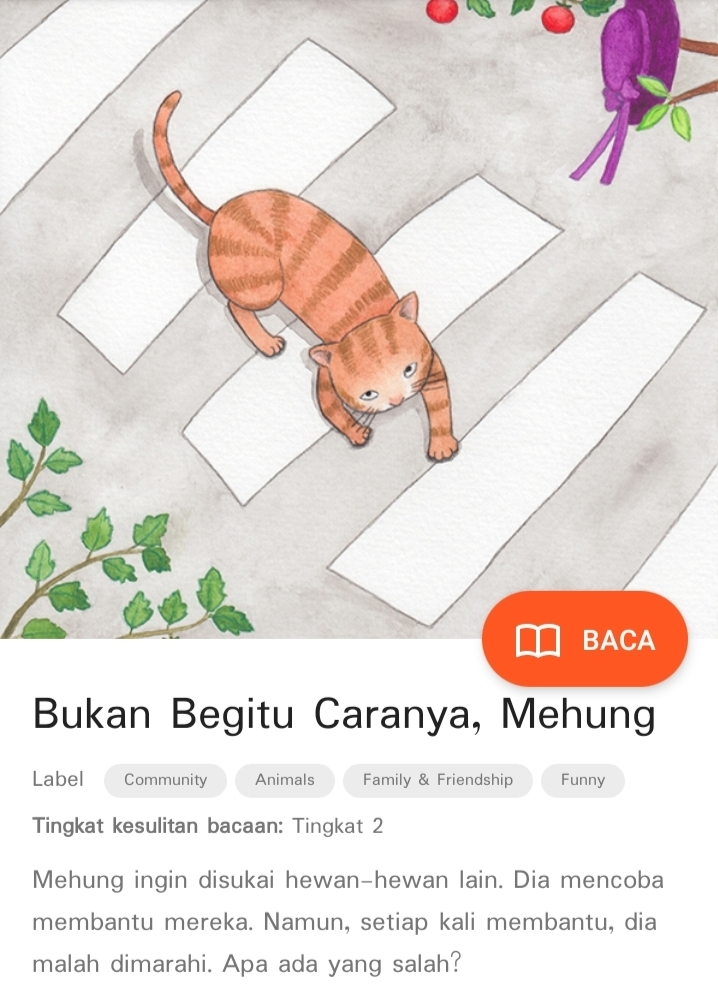 Dongeng di Let's Read