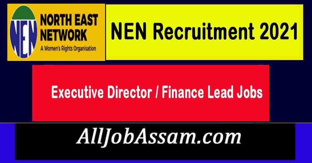 NEN Recruitment 2021