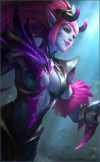 Selena Abyssal Witch Heroes Assassin Mage of Skins V1