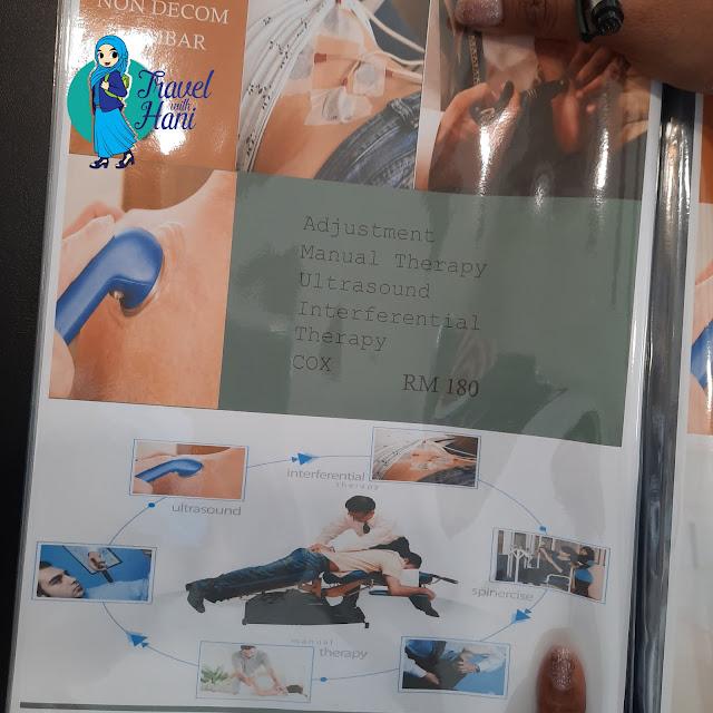 Pengalaman yang Menarik Rawatan di Chiropractic Setia Alam