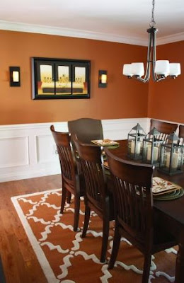 The Best Choice Idea For Dining Room Colors