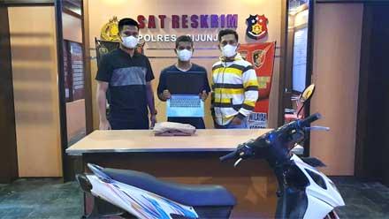 Polisi amankan Terduga Pencuri Laptop Lenovo, RS