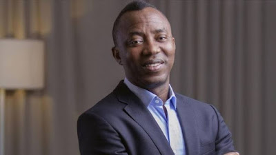 Govt's Bid To Mask Witnesses Against Me Baseless — Sowore