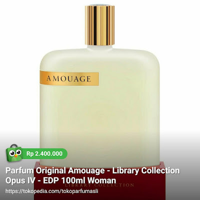 amouage library collection opus iv edp 100ml woman