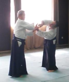 kote gaeshi aikido