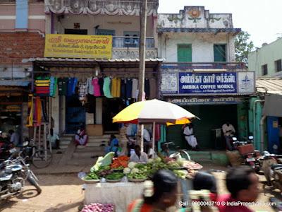 Ponneri Market - Ponneri Taluk