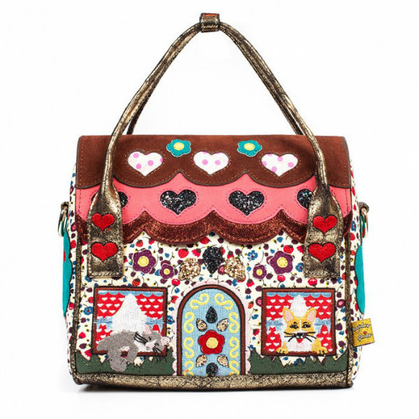 Irregular Choice doghouse bag