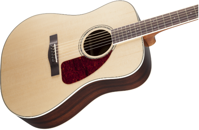 dan Guitar Fender CD-320ASRW