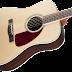Cửa Hàng Bán Đàn Guitar Fender CD-320ASRW with Case ở Tphcm