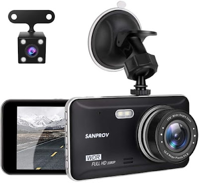 SANPROV Cars Dash Camera