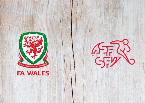 Wales vs Switzerland -Highlights 12 June 2021