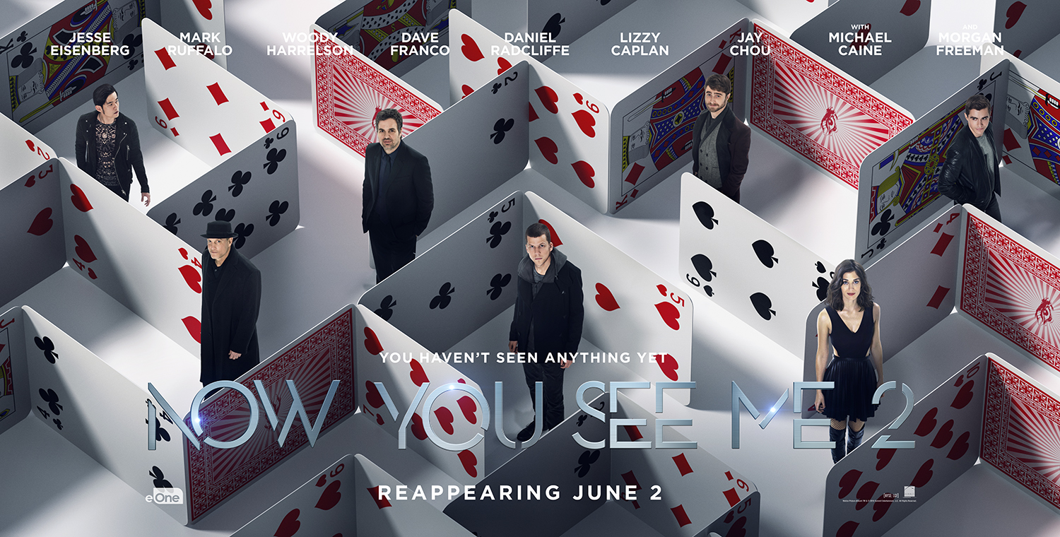 now you see me 2 full movie online download