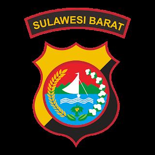 Logo Polda Sulawesi Barat Agus91