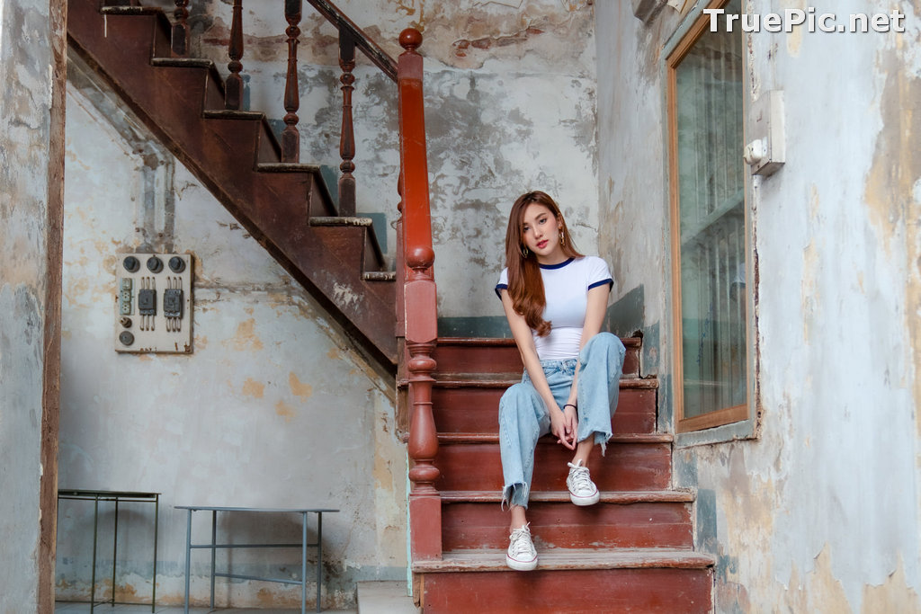 Image Thailand Model - Mynn Sriratampai (Mynn) - Beautiful Picture 2021 Collection - TruePic.net - Picture-83
