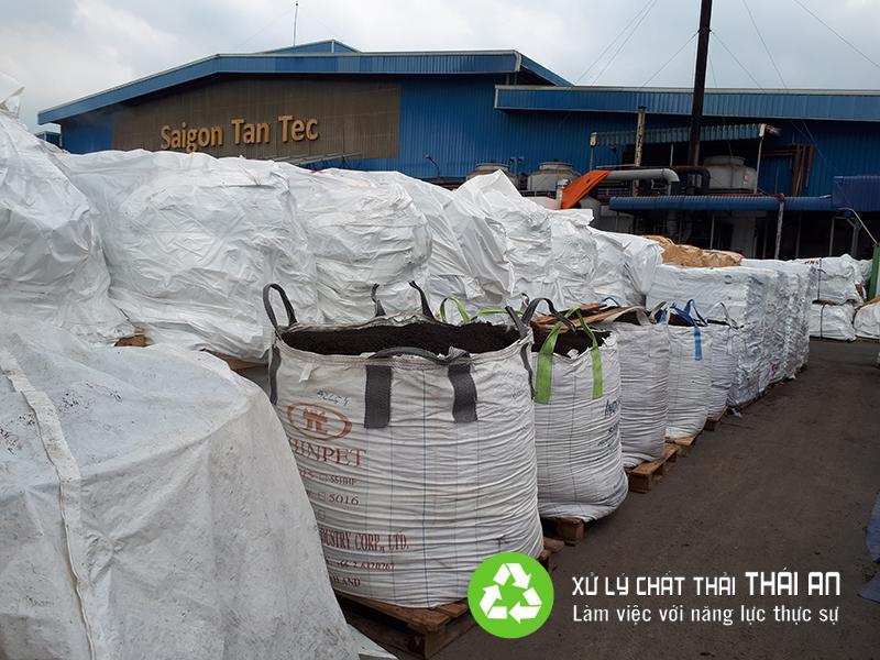 Công ty xử lý chất thải tại Bình Dương