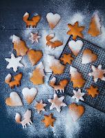 Pepparkakor, les biscuits suédois