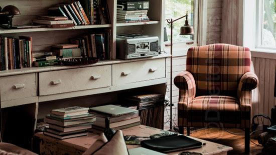 5 passos criar ambiente estudos casa