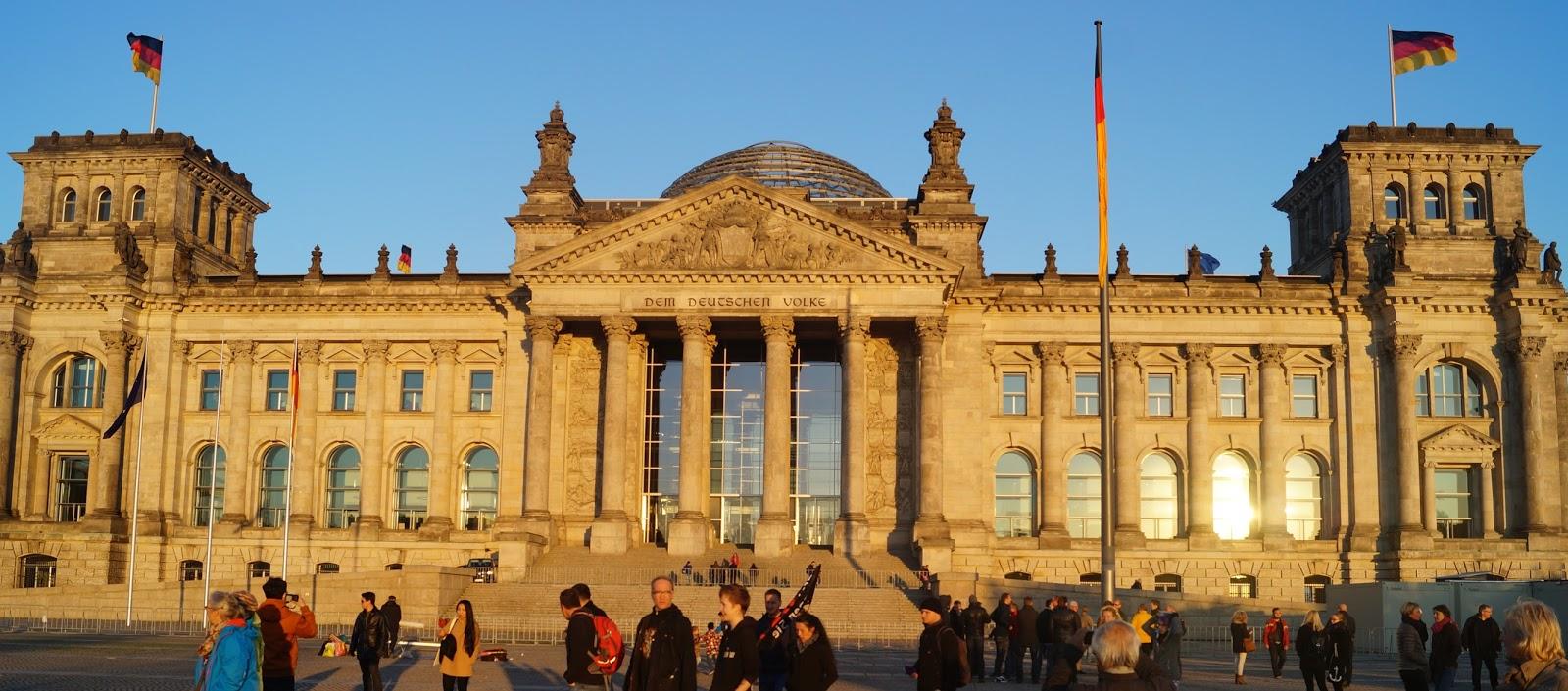 my days berlin
