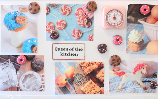 Pimp your Kühlschrank: Cookie und Donut Magneten