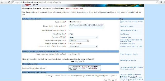 Cara Mudah mendapatkan Visa ke India