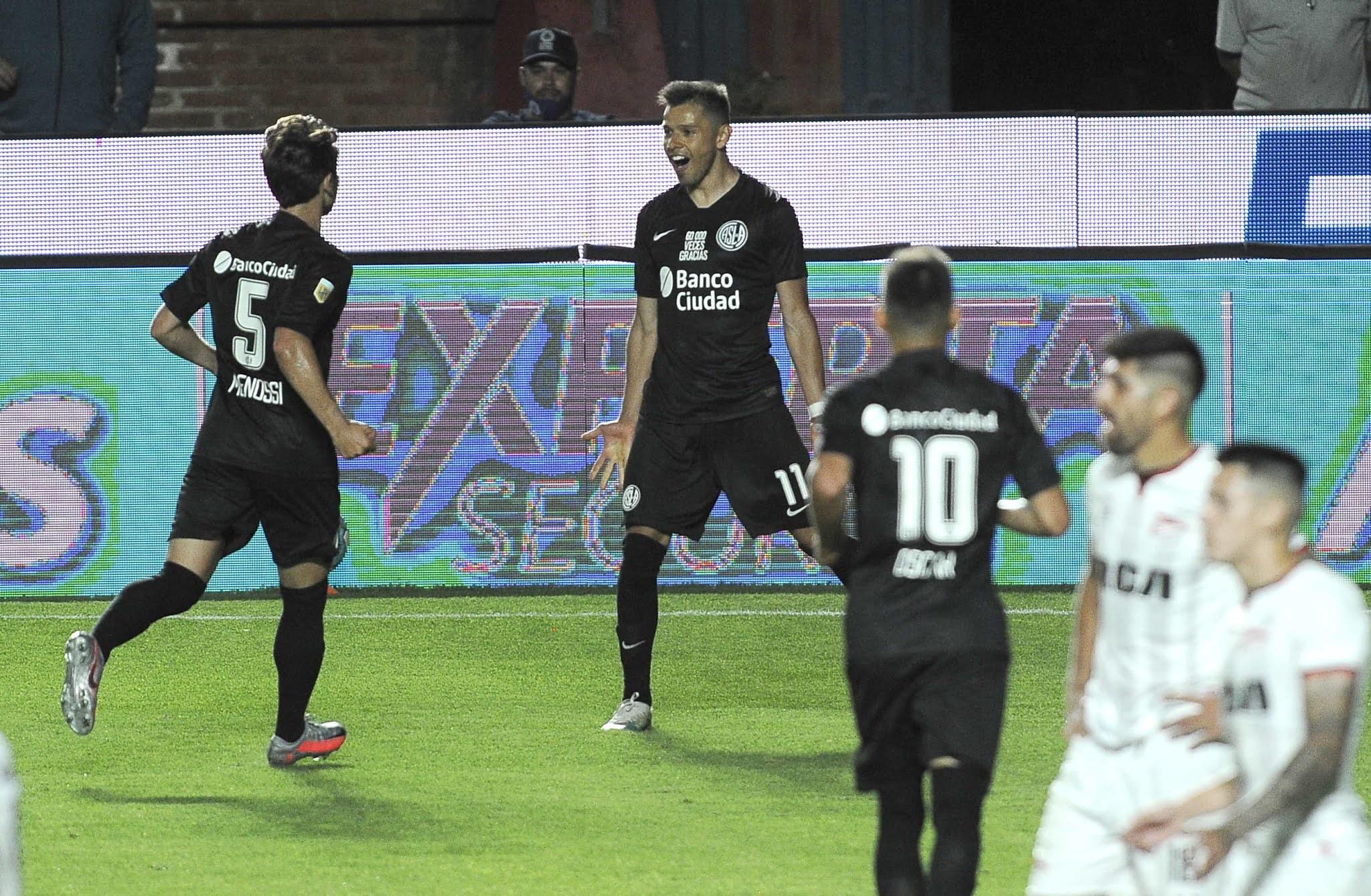 San Lorenzo vs Estudiantes LP