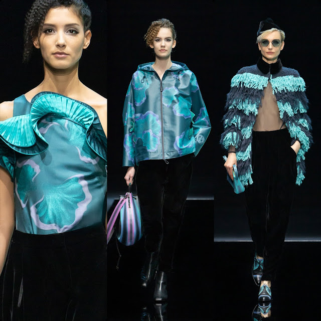 Giorgio Armani Fall-Winter 2021-2022 Milan by RUNWAY MAGAZINE