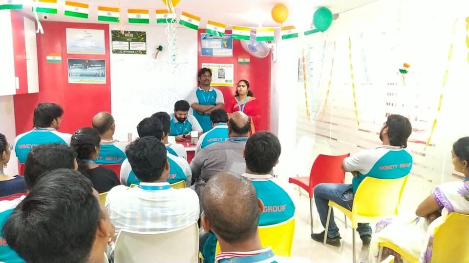 2nd Anniversary celebrations at Gajuwaka Branch