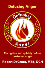 Defusing Anger book cover