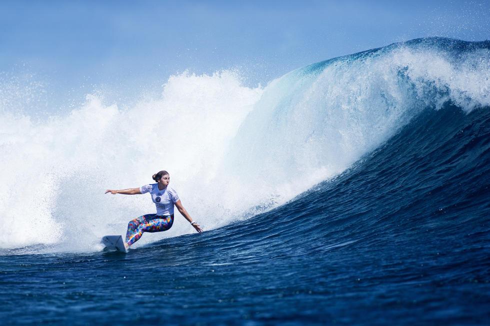 48 Sage Erickson Fiji Womens Pro Fotos WSL  Stephen Robertson