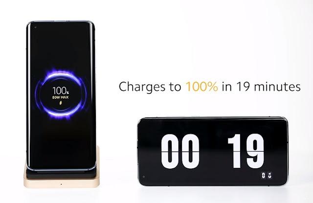 Xiaomi Memperkenalkan Wireless Charging 80W Yang Mengisi Ponsel Dalam 19 Menit