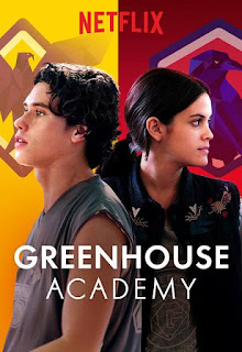 Greenhouse Academy Temporada 1 1080p Dual Latino/Ingles