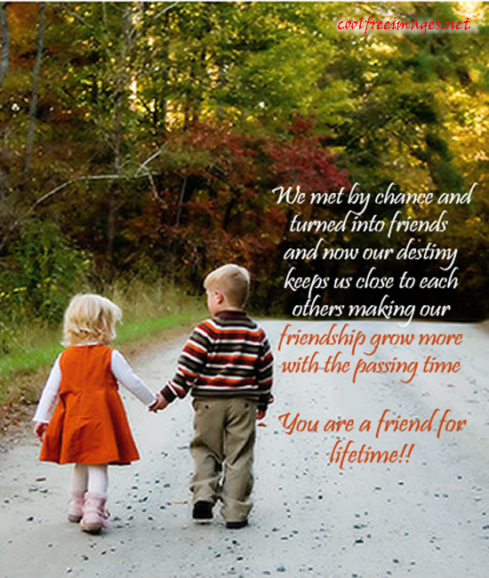 I Love U Friend Quotes: Friendship Is Better Than Love.