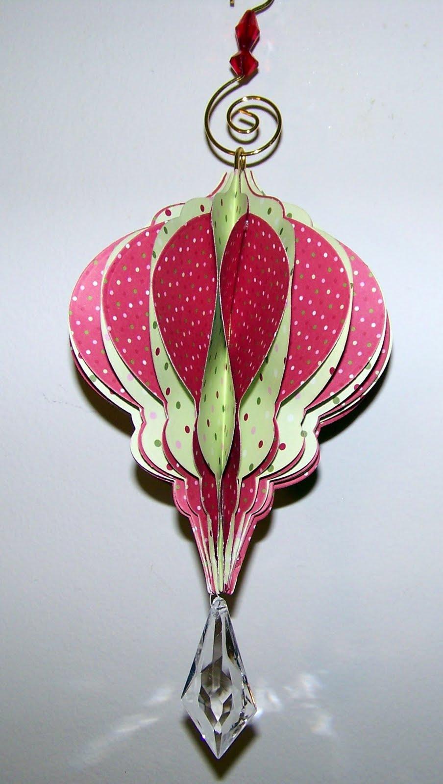 Ann Greenspan's Crafts: Honeycomb Ornaments - Wed, Dec. 21 ...