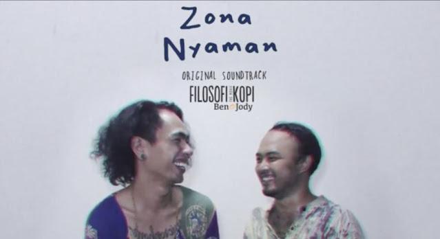 "Lirik Lagu Fourtwnty - ""Zona Nyaman"". Makna Lagu Zona Nyaman"