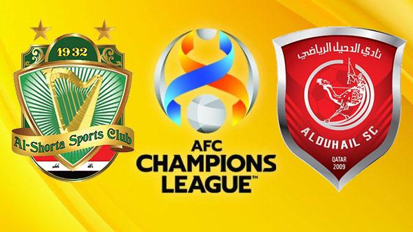 مشاهدة مباراة الشرطة ضد الدحيل اليوم 27-04-2021 بث مباشر في دوري أبطال أسيا