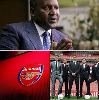 'I Won't Go After Arsenal Until I Deliver The Refinery' – Aliko Dangote