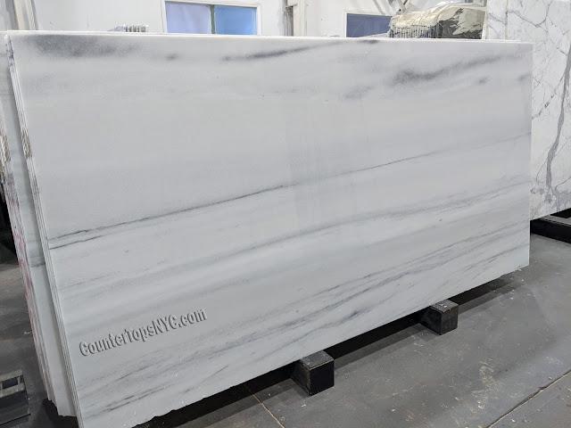 Wave Dolomite Polished Marble Slab NYC