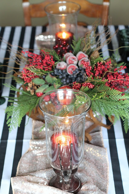 Christmas Tablescape AK Party Studio