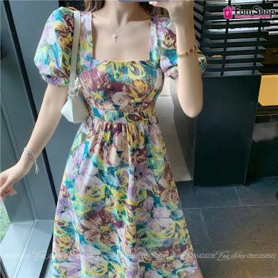 Shop bán váy maxi đẹp tại Hà Nội