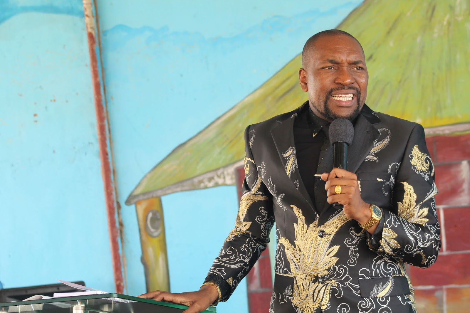 Prophet Blessing Chiza Teaches Totems In Africa - A Must Read!