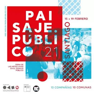 """Feria de Artes Escénicas """"Paisaje Público"""" anuncia su primera edición para el mes de febrero"""