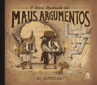O livro ilustrado dos  maus argumentos, Ali Almossawi