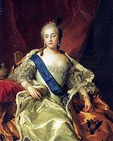 Élisabeth de Russie, fille de Pierre et Catherine