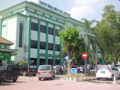 Alamat RSUD Ibnu Sina Gresik Kabupaten Gresik Jawa Timur