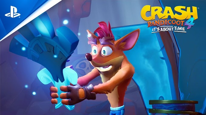 Crash Bandicoot 4 geliyor!!!
