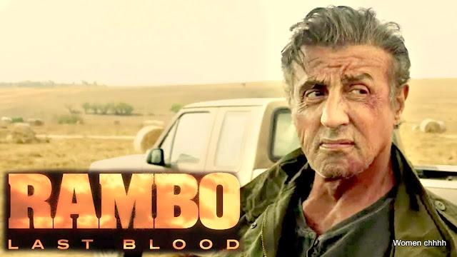 Rambo Last Blood (2019) English pDVDRip